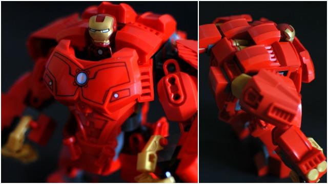 LEGO IDEAS - Product Ideas - Iron Man Hulkbuster Project