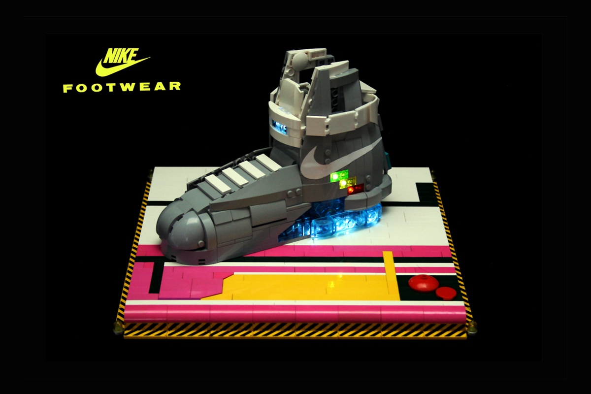 best website e3706 c9308 BTTF 2015 NIKE MAG