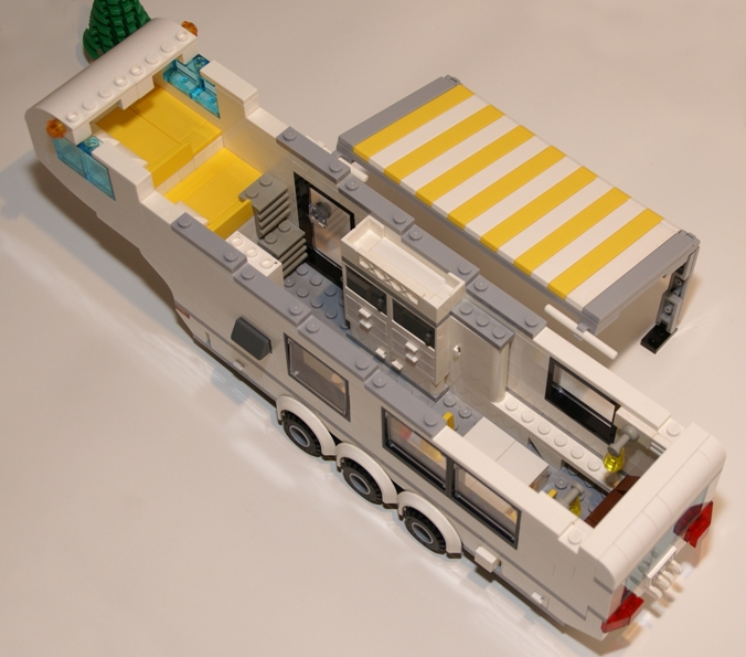 Lego Ideas Product Ideas 5th Wheel Camper And Super Duty Pick Up