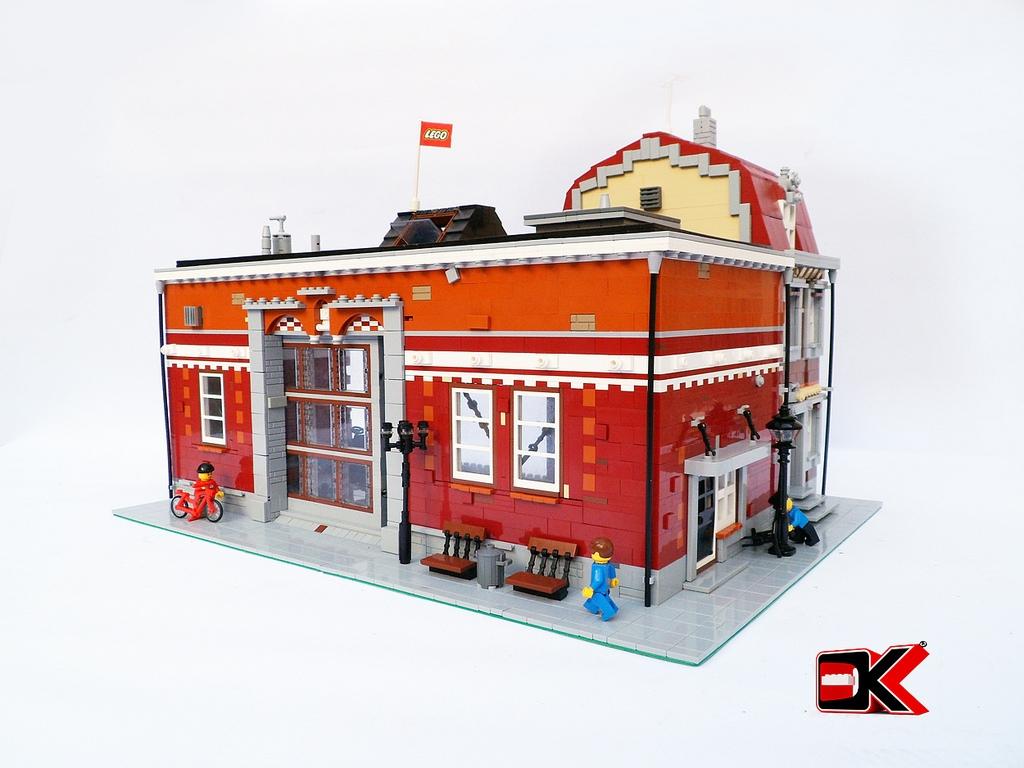 Lego Ideas Product Ideas Modular Garage Building