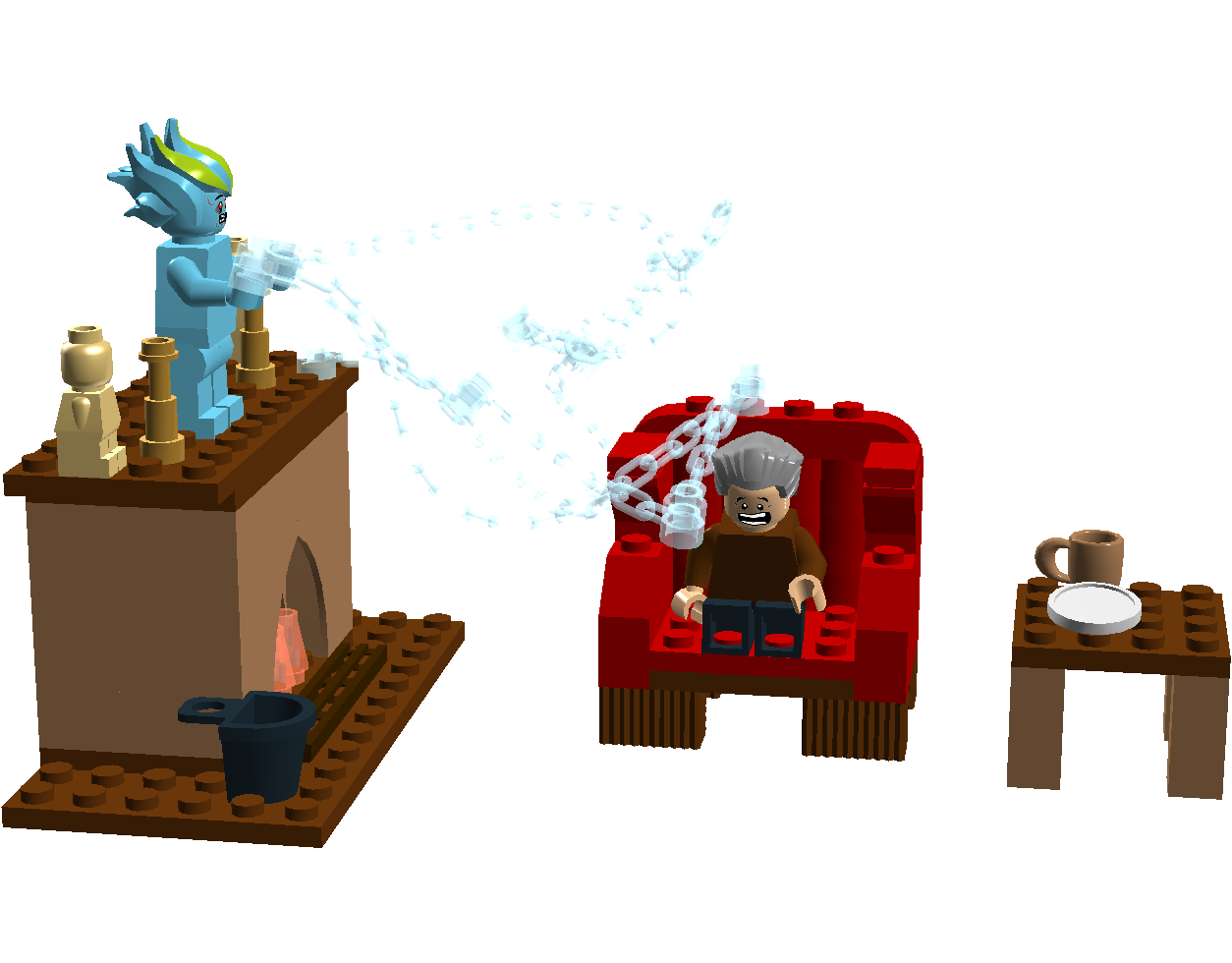 LEGO IDEAS - Product Ideas - The Haunting of Scrooge