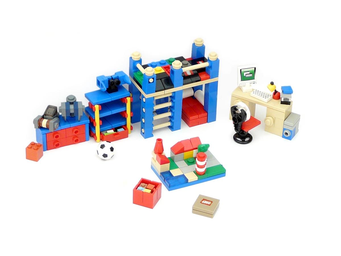 Lego Ideas Product Ideas Minifig Furniture Child S Room