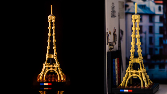 Lego Ideas Product Ideas Eiffel Tower