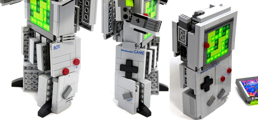 Lego Ideas Product Ideas Transforming Nintendo Game Boy