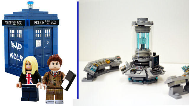 Lego Ideas Product Ideas Doctor Who