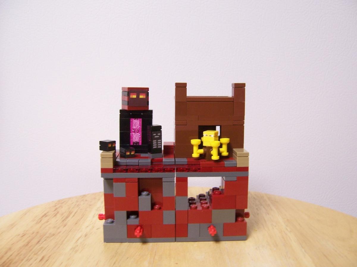 LEGO IDEAS - Product Ideas - Minecraft MicroWorld: The