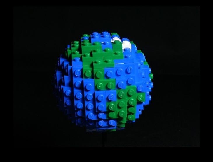 Lego Ideas Product Ideas Mini Earth