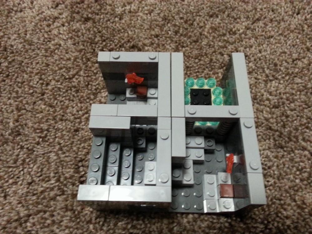 Lego Ideas Minecraft Enderdragon V04
