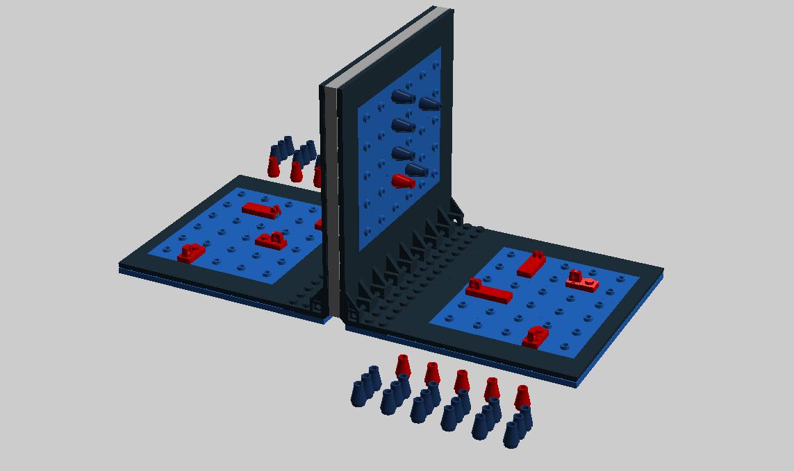 Lego Ideas Product Ideas Mini Battleship Game