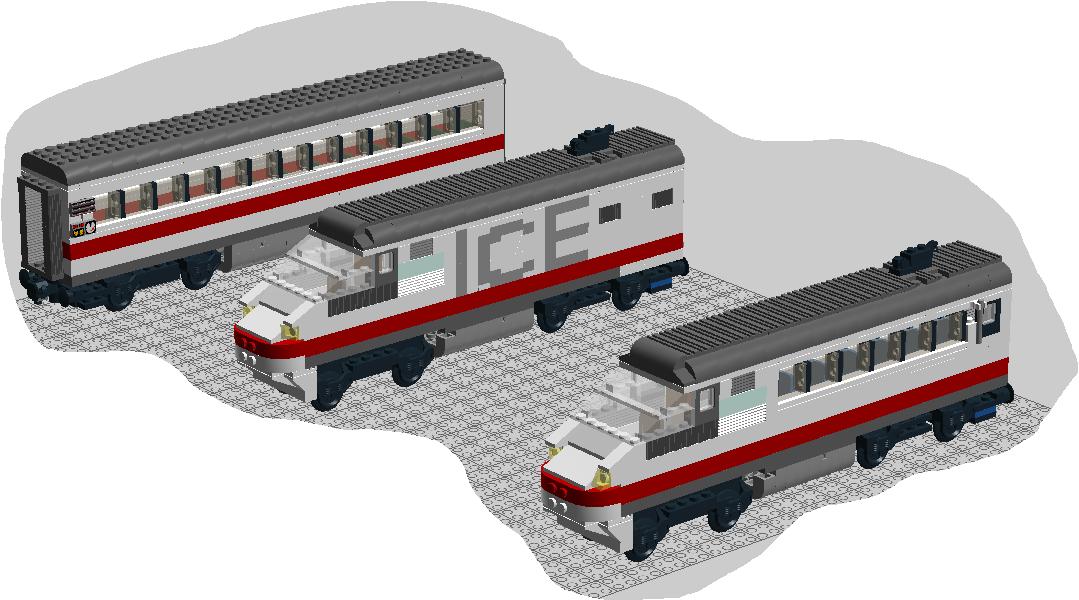 Lego 9V 12V Eisenbahn TRAIN Bauteil OCTAN TANKER