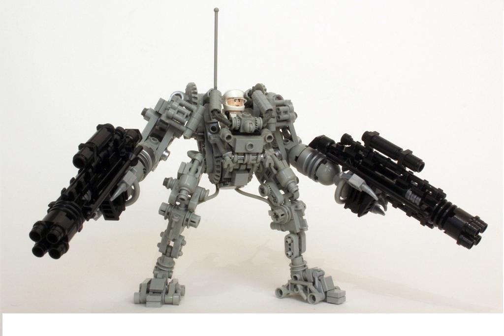 Lego Ideas Product Ideas Exo Suit