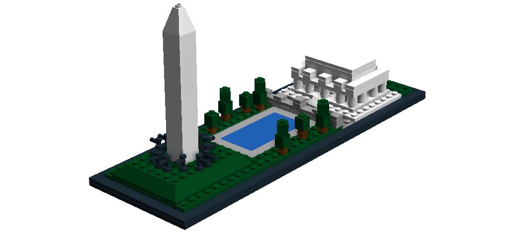 Lego Ideas Product Ideas Lego Architecture Washington Monument
