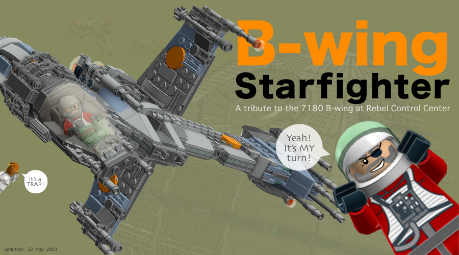 Lego Ideas Product Ideas B Wing Starfighter