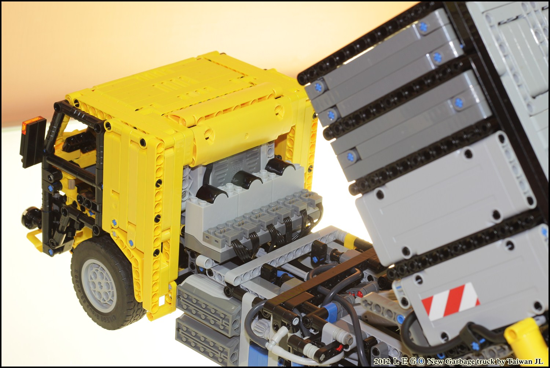 Lego Ideas Product Ideas Pf Garbage Truck