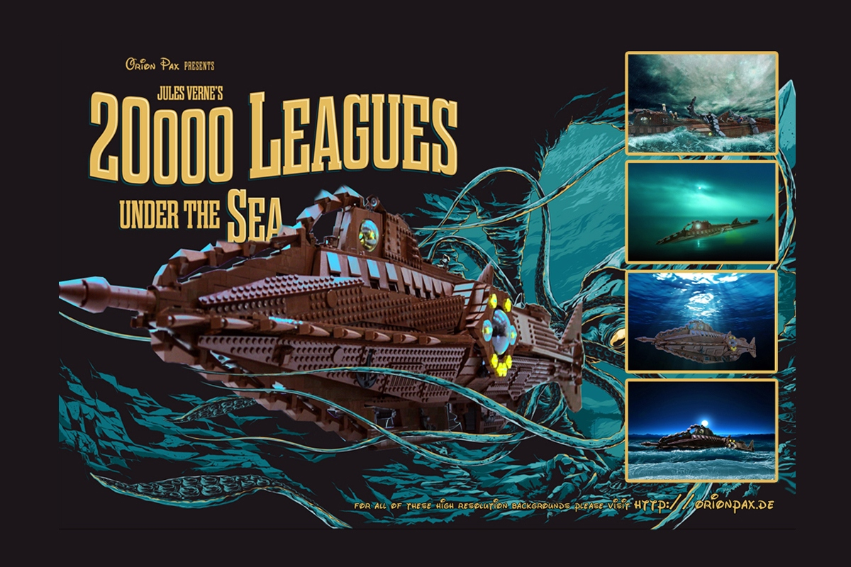 lego ideas product ideas 20 000 leagues under the sea nautilus rh ideas lego com