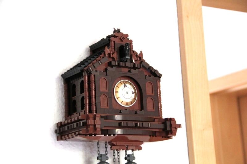Lego Ideas Product Ideas Black Forest Cuckoo Clock