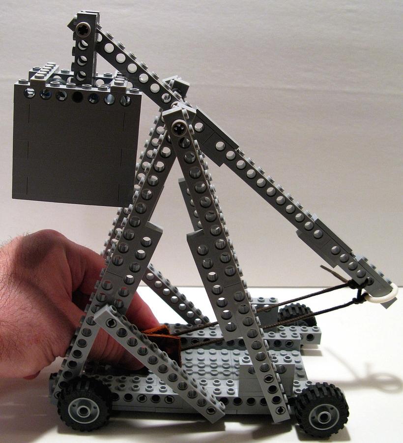 Lego Ideas Product Ideas Trebuchet