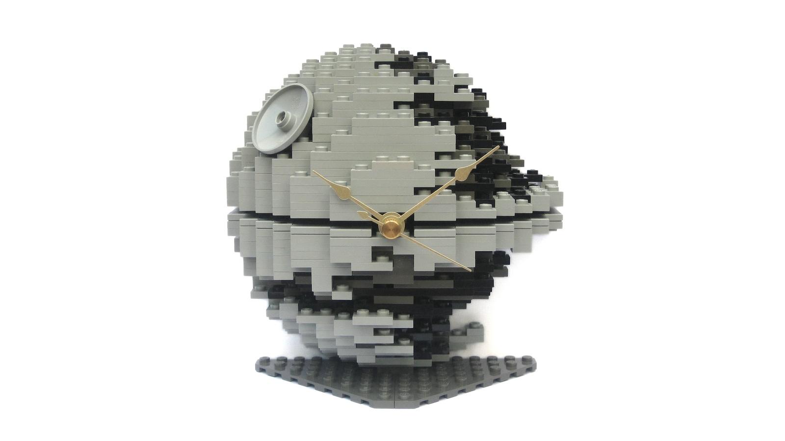 Lego Ideas Product Ideas Death Star Ii Clock