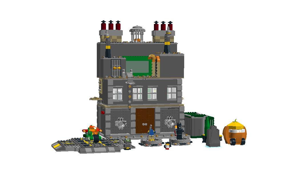 LEGO IDEAS - Product Ideas - Lego batman 2 modular building