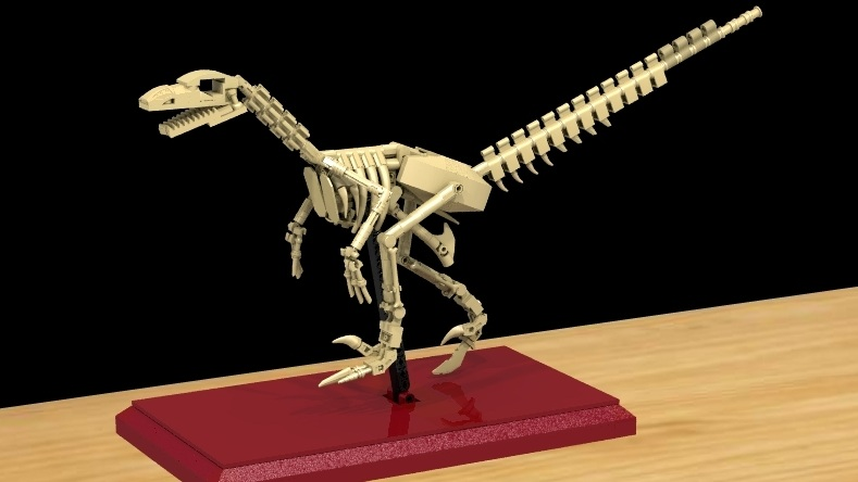 LEGO IDEAS - Product Ideas - T-Rex Skeleton