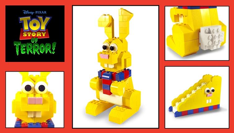 Lego Ideas Product Ideas Toy Story Of Terror Lego Bunny