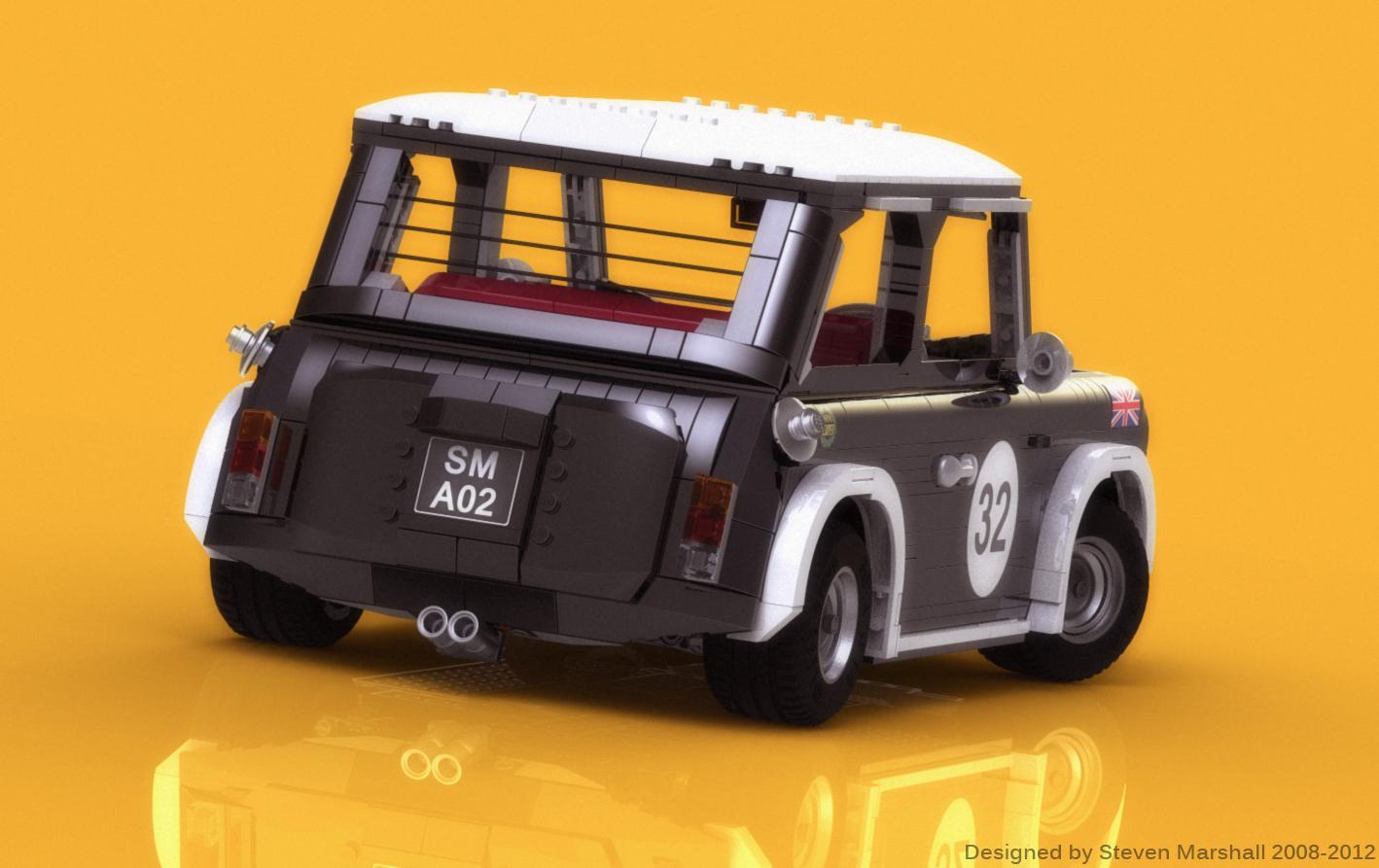 Lego Ideas Product Ideas Mini Cooper