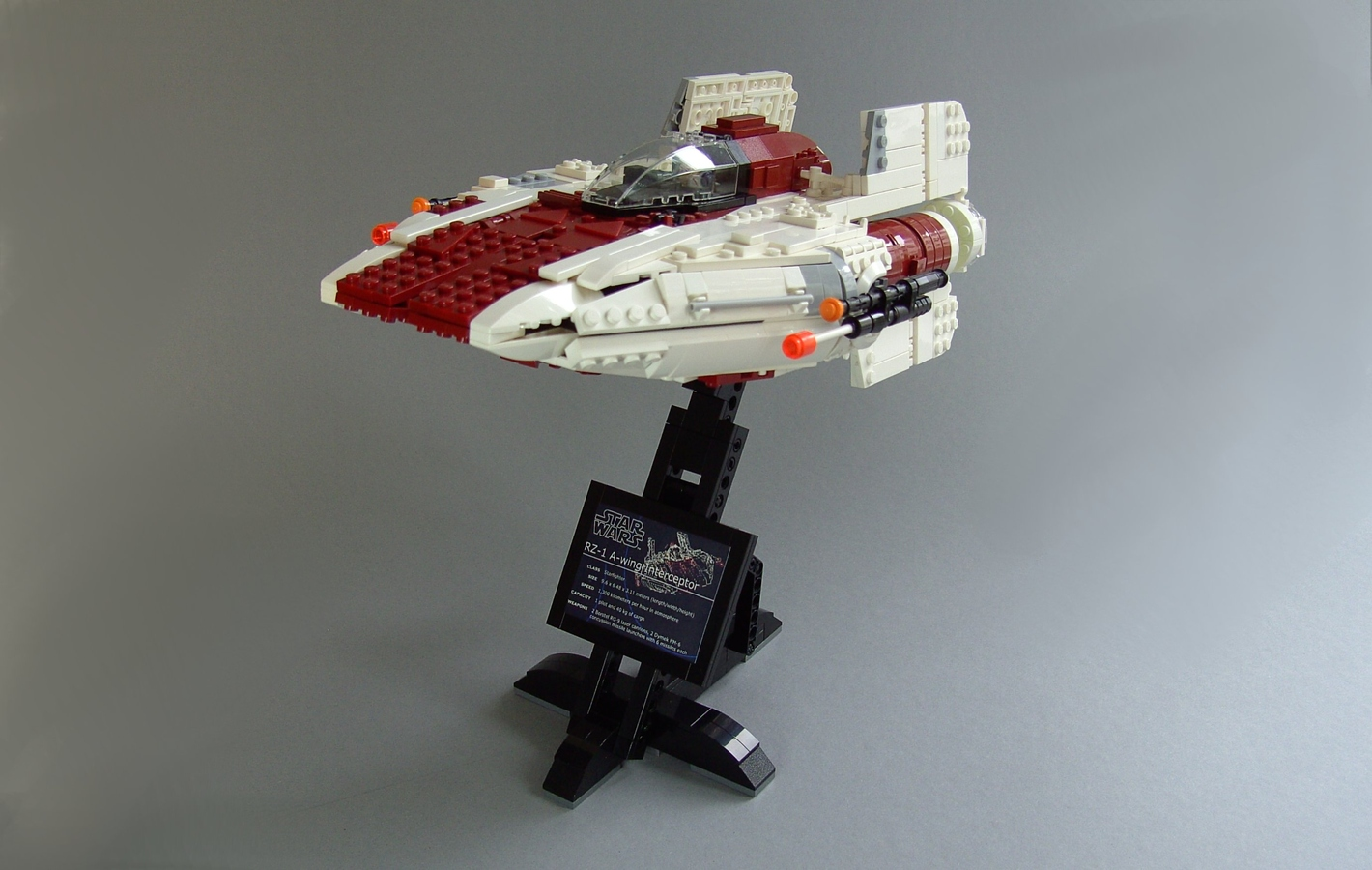 Lego Ideas Product Ideas Ucs A Wing