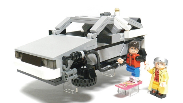 LEGO IDEAS - Product Ideas - Back to the Future(BTTF