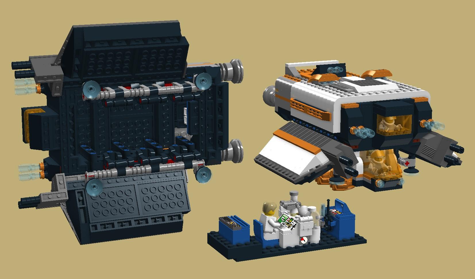 space engineers mars rover - photo #32