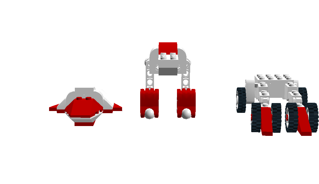 LEGO IDEAS - Product Ideas - Chrono Rescue: Rescuers VS Breakers