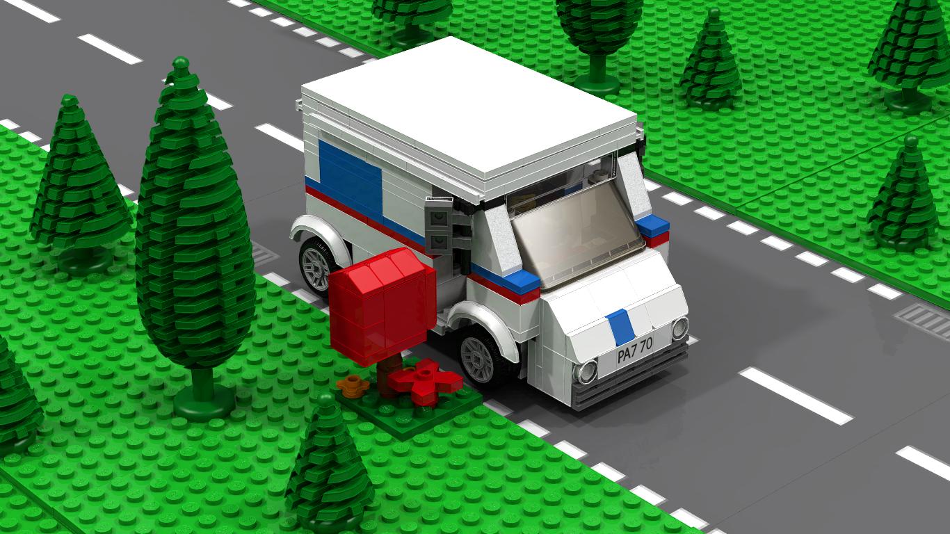 LEGO IDEAS - Product Ideas - Shinkansen
