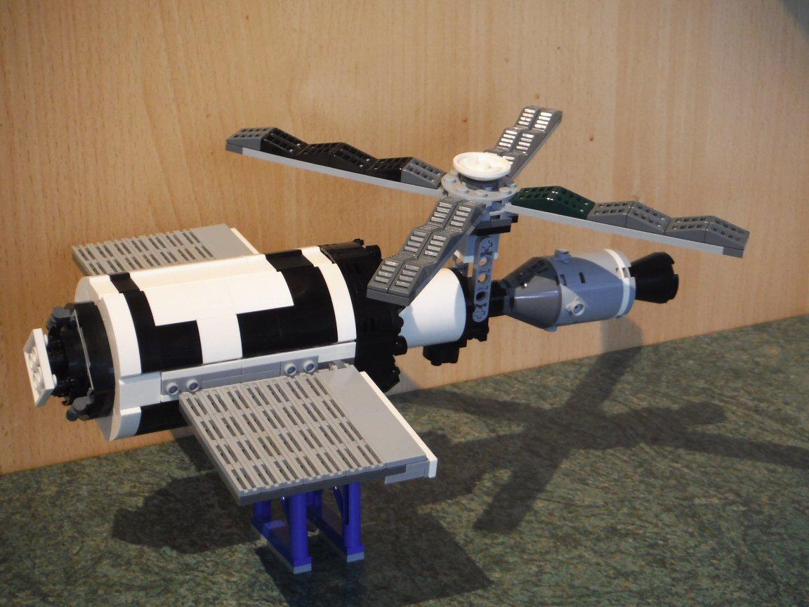 Lego Ideas Product Ideas Nasa Skylab