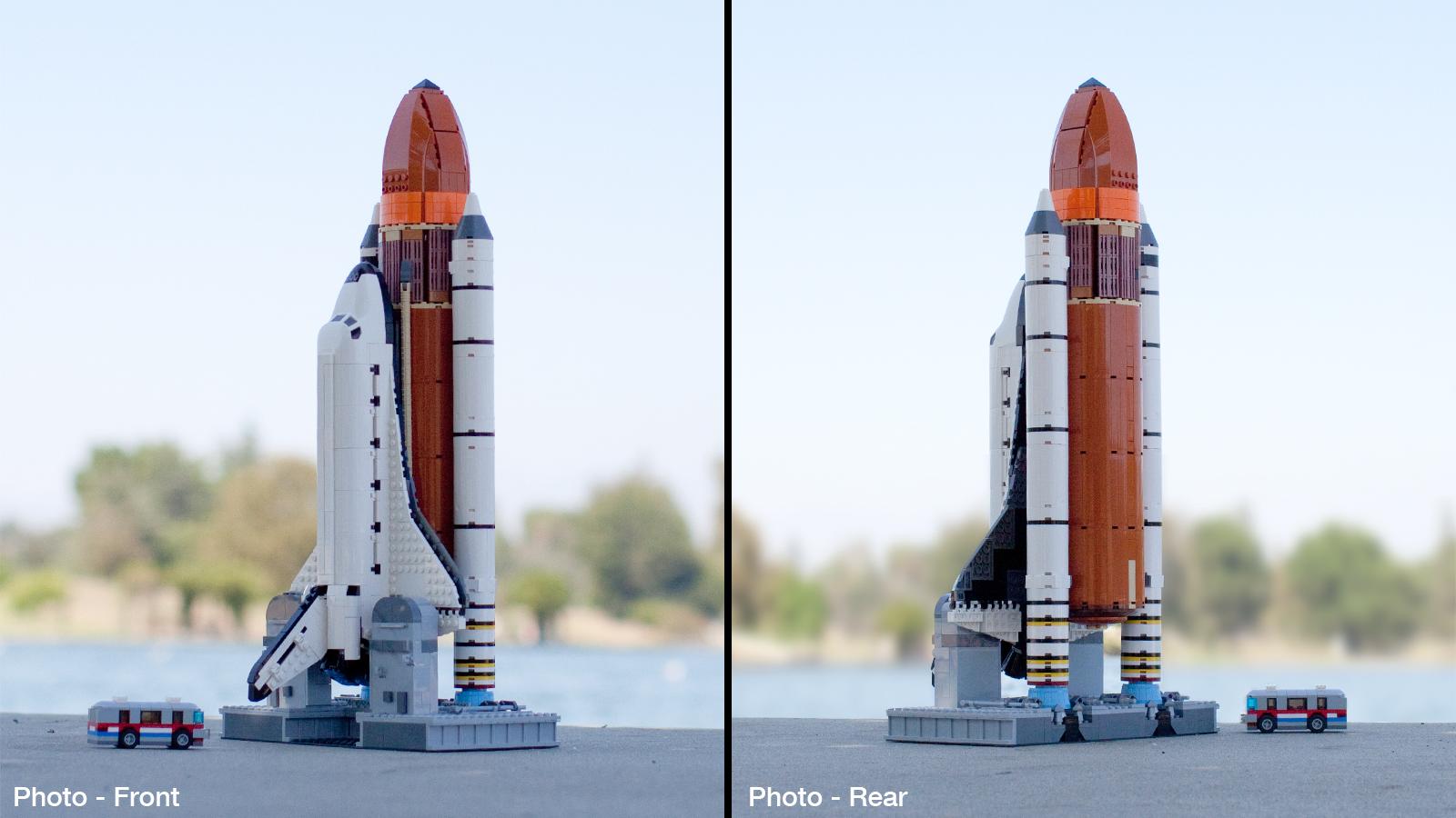 lego space shuttle saturn v scale - photo #12
