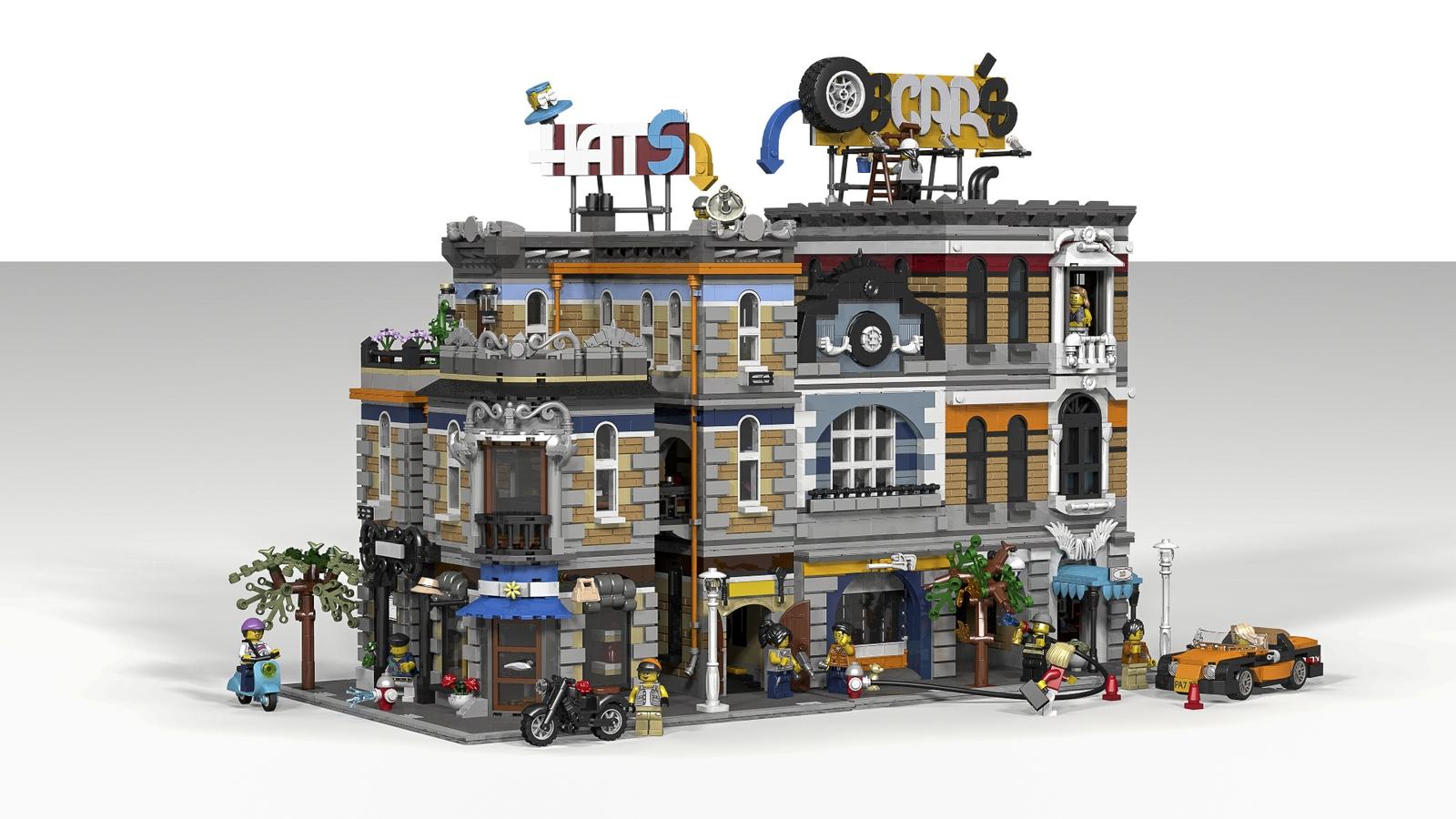 51ccada018b LEGO IDEAS - Product Ideas - Hat´s Store