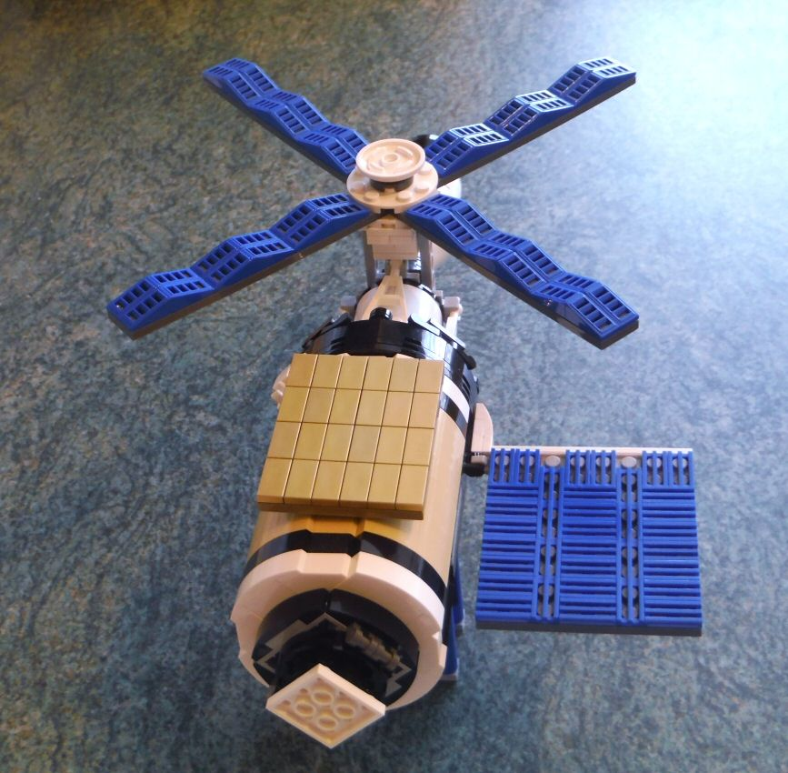 Lego Ideas Product Ideas Nasa Skylab