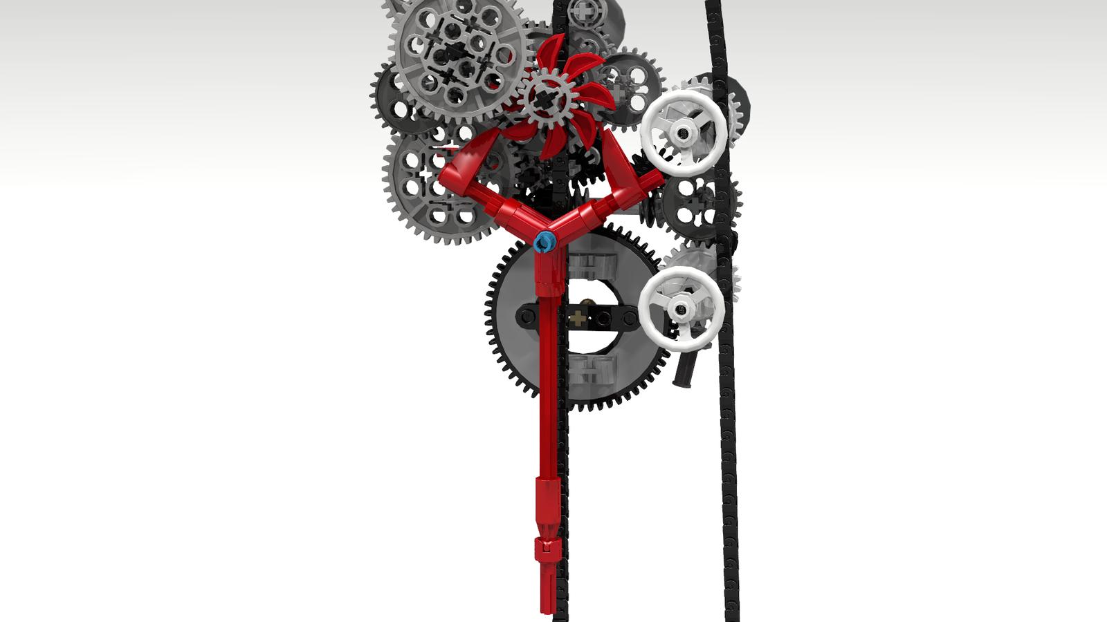 LEGO IDEAS - Product Ideas - Wall Clock