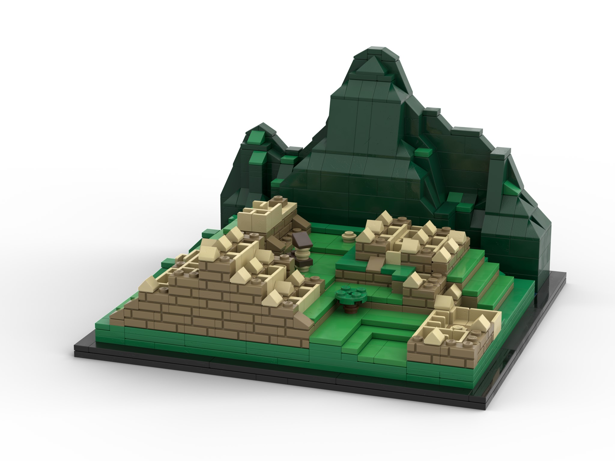 Lego Ideas Product Ideas Machu Picchu