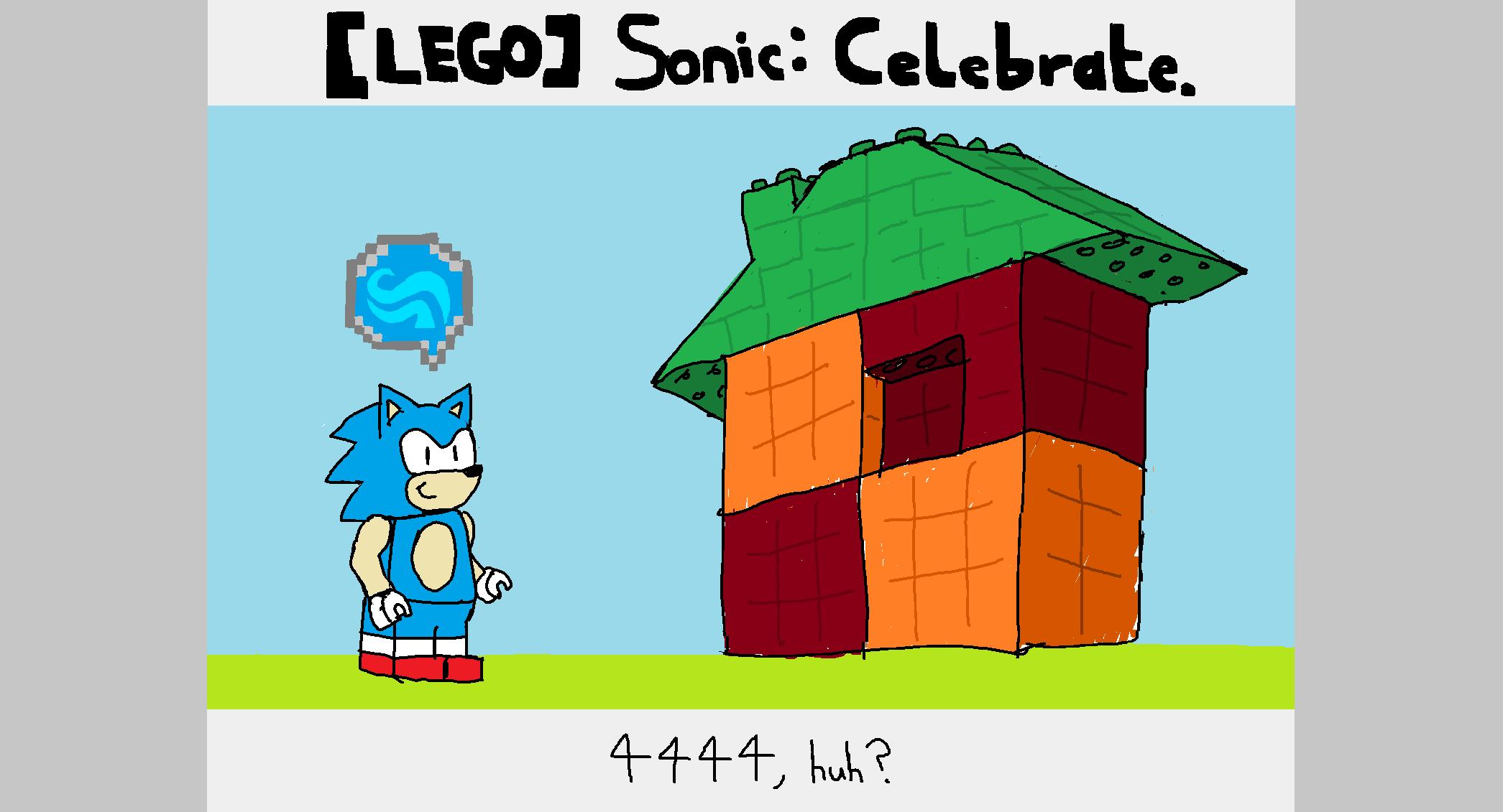 LEGO IDEAS - Product Ideas - Sonic Mania - Green Hill Zone
