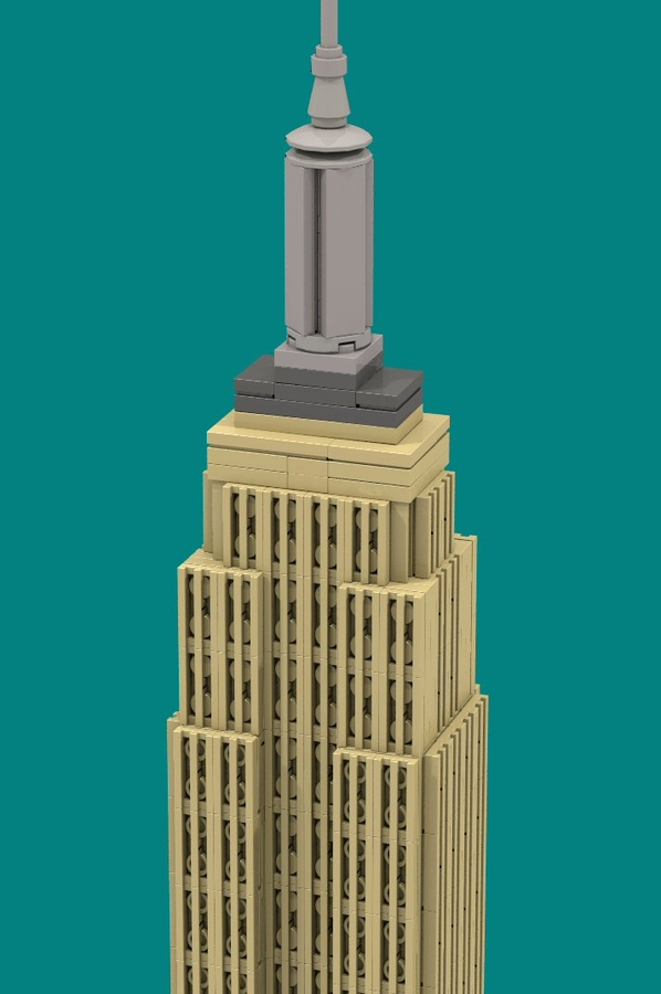 Lego Ideas Product Ideas Empire State Building