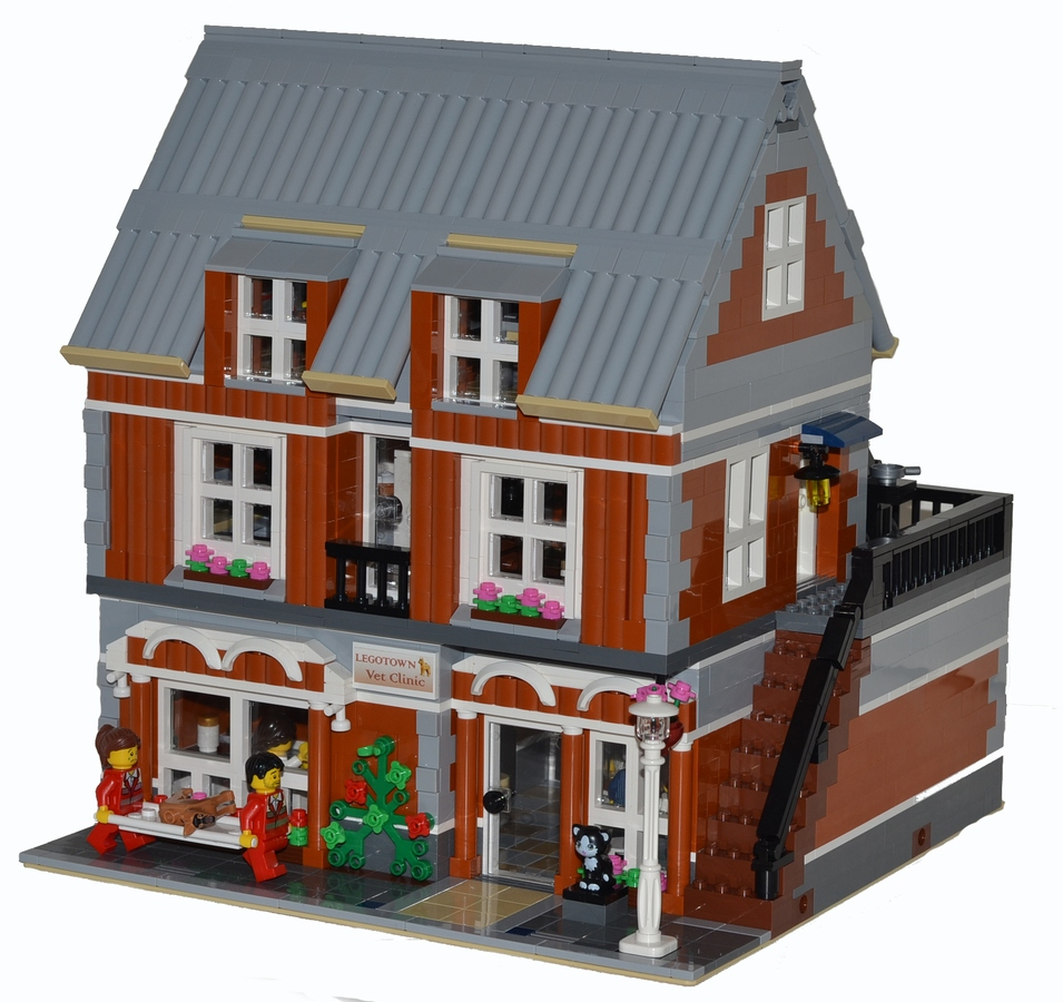 Apartment Shopping: Modular Veterinary With