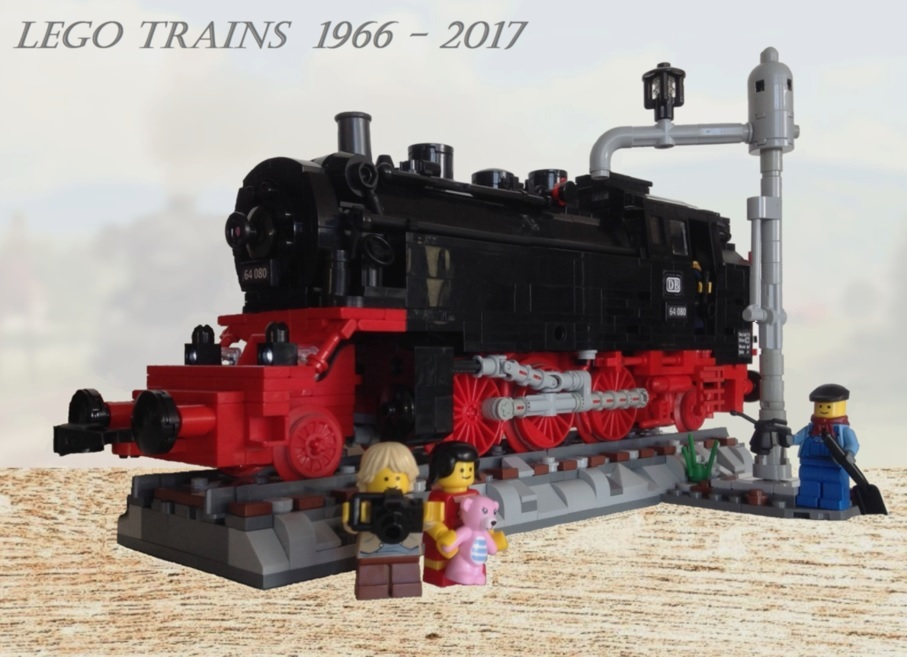 Lego Ideas Product Ideas Lego Train Steam Locomotive Br 64