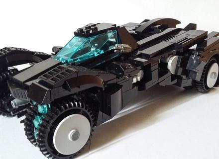 Lego Ideas Product Ideas Batman Arkham Knight Batmobiletank
