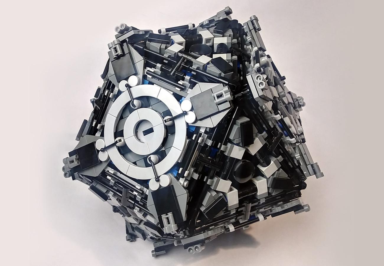 LEGO IDEAS - Product Ideas - Coriolis Starport - Elite Dangerous