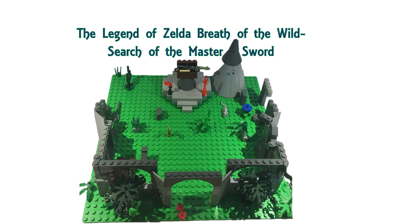 LEGO IDEAS - Product Ideas - Search of the Master Sword- The