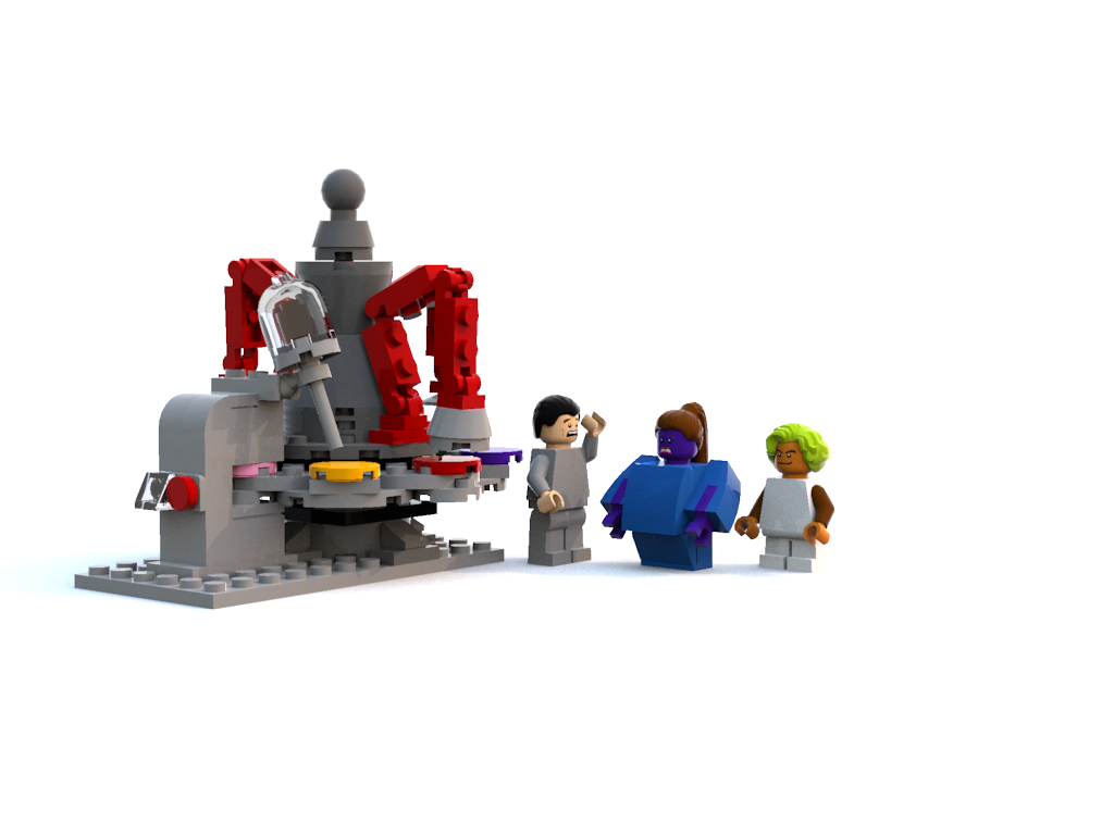 Image result for lego charlie and the chocolate factory