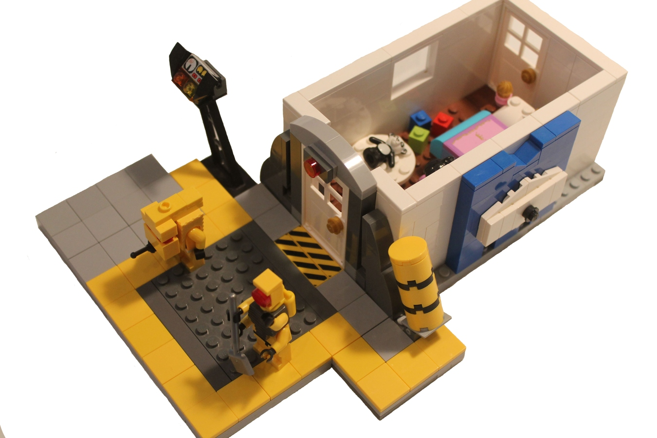 Lego Ideas Product Ideas Monsters Inc Scare Floor