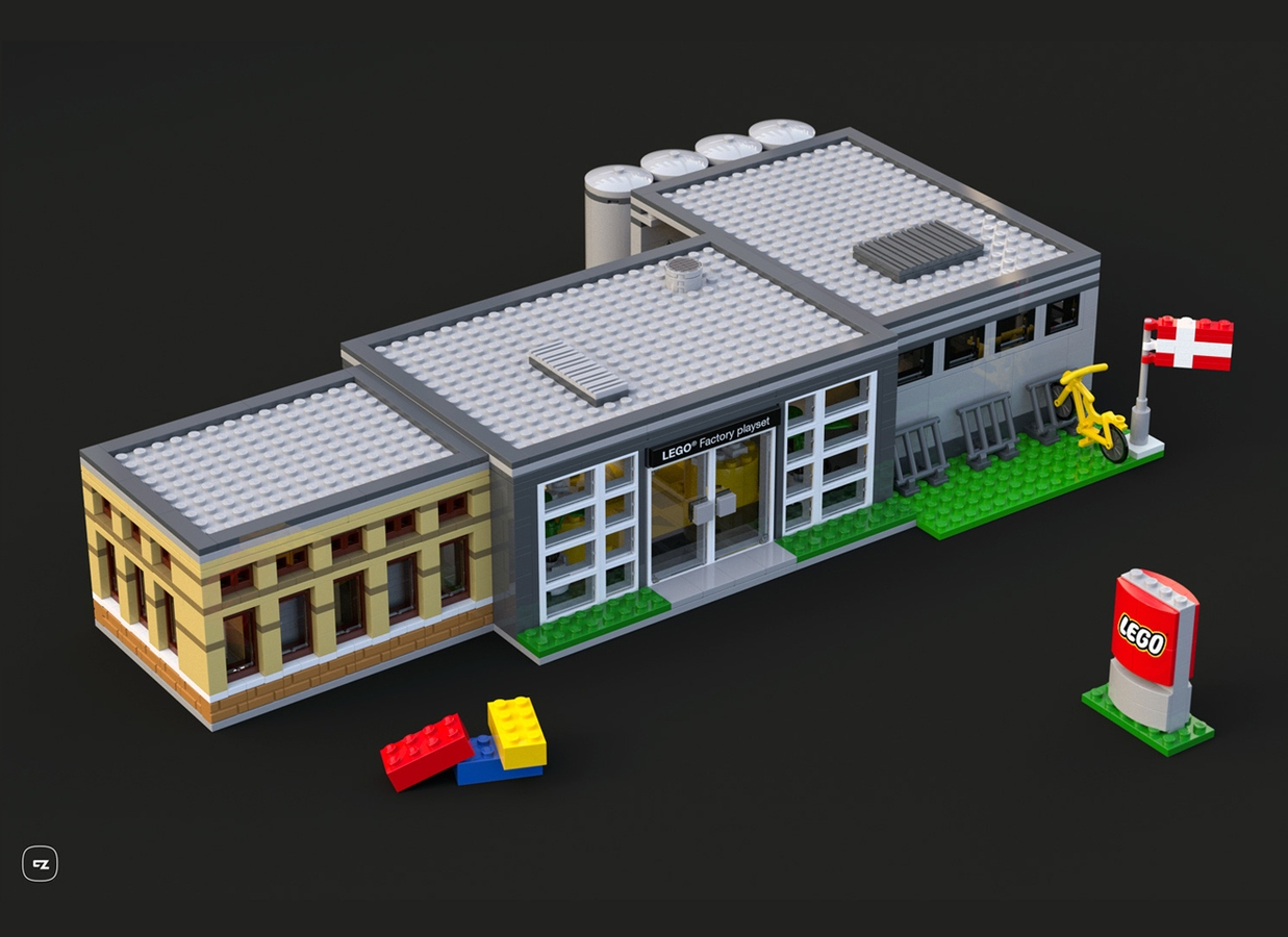 LEGO IDEAS - Product Ideas - LEGO Factory Playset
