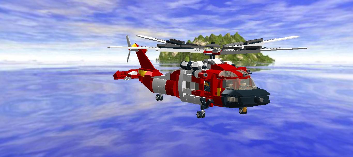 Sikorsky Mh 60 Jayhawk – Air Media Design