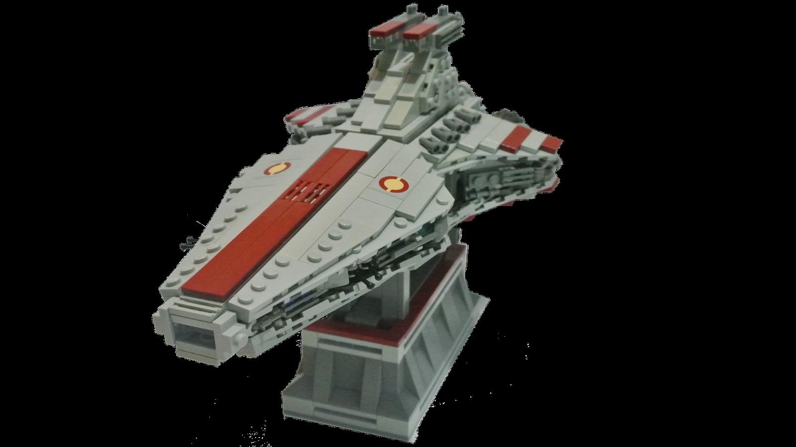 Lego Ideas Product Ideas Midi Scale Venator Class Star Destroyer