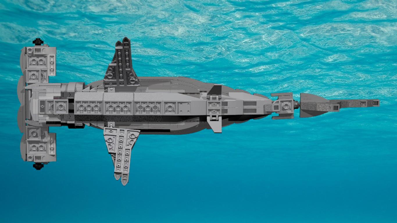 Lego Ideas Product Ideas Great Hammerhead Shark